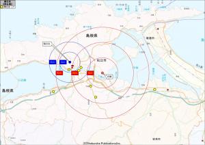 商圏マップ